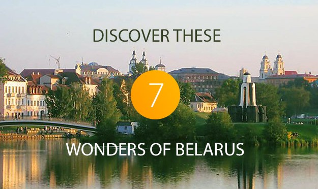 Discover these 7 Wonders of Belarus