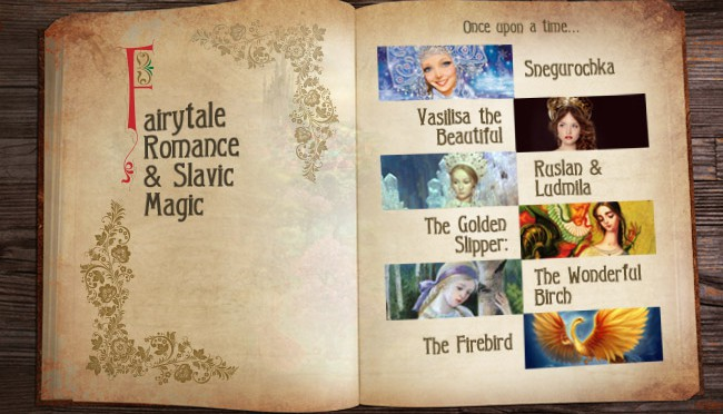 6 European Fairytales to Put a Spell on You…