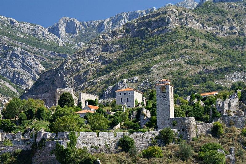 Stari Bar and Bar, Montenegro