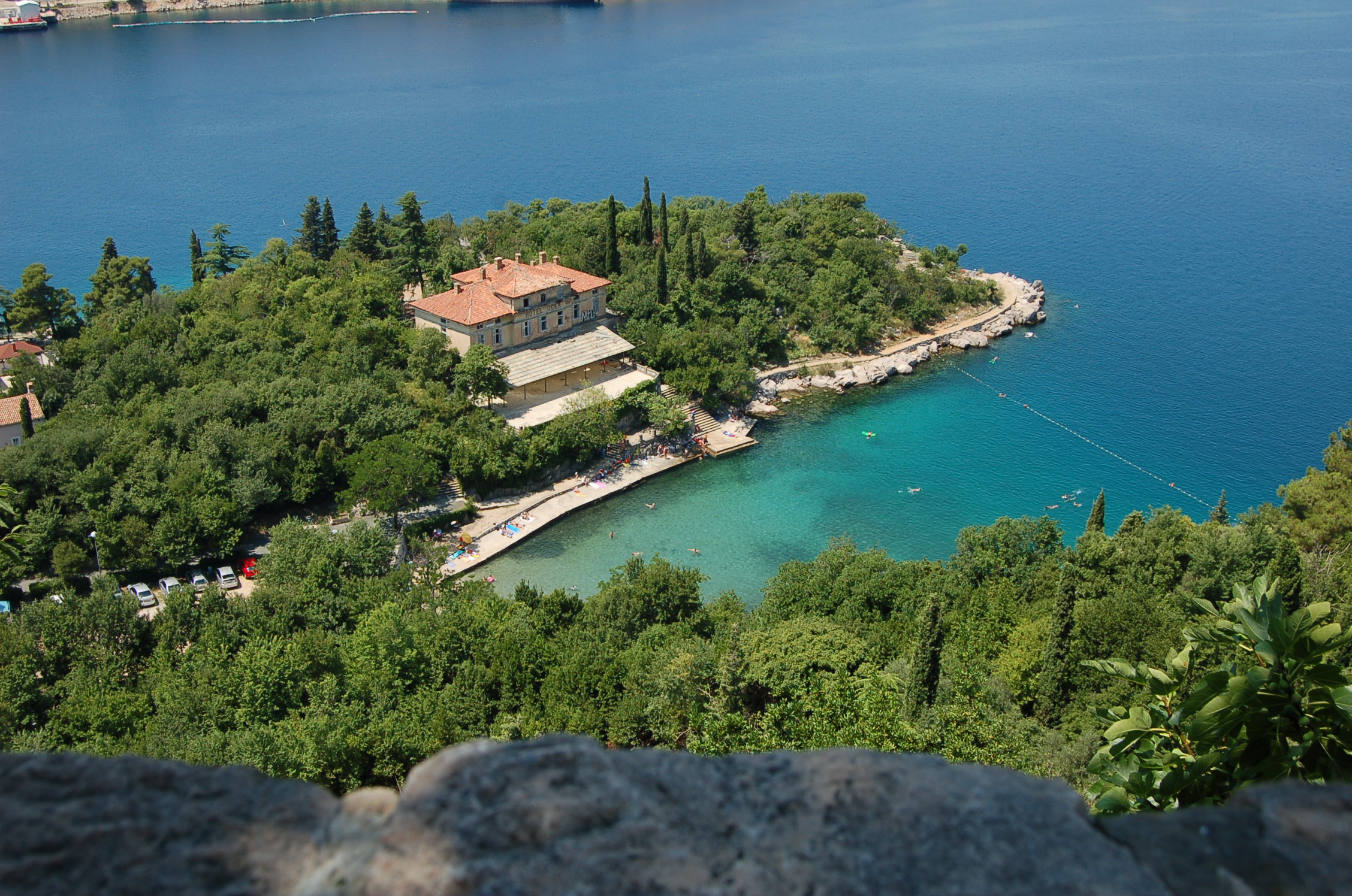 Krk Croatia european romantic islands