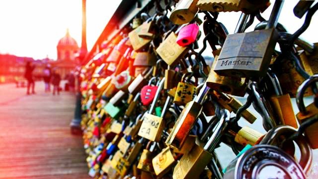 Where To Find Love Locks In Eastern Europe