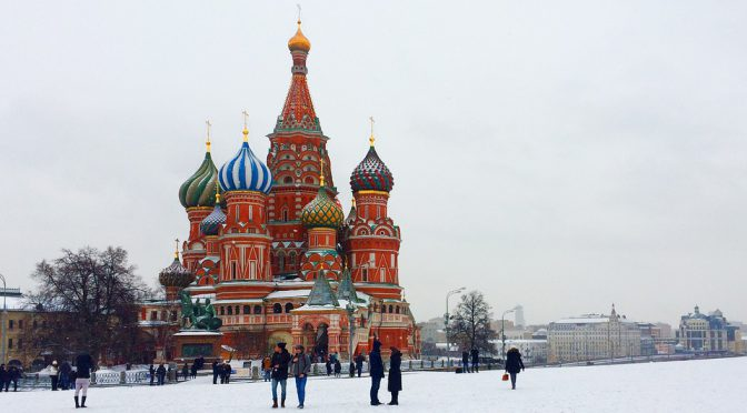 The dos and don'ts anyone visiting Russia should bear in mind