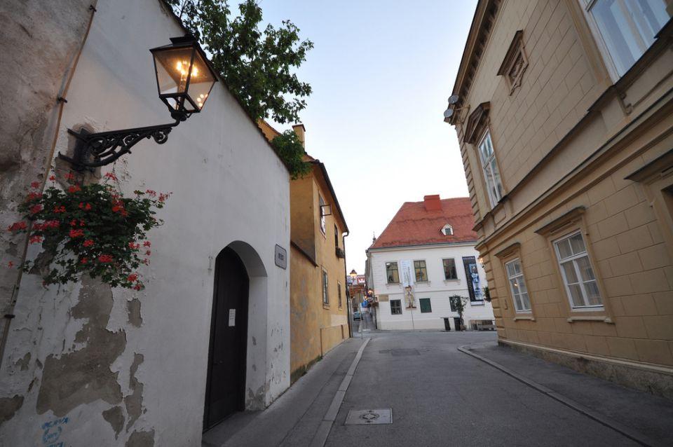 Discover the charm of Zagreb in romantic Gornji Grad.