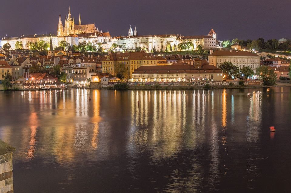 The Prague Castle is one of the most significant sights in Prague.
