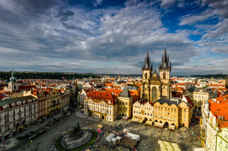 The Old Town Square and the Astronomical Clock are among the sights in Prague no visitor should miss.
