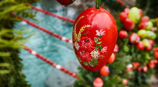 Easter in Eastern Europe is an amazing experience.