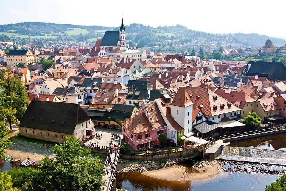 Choose the Czech Republic as your mystery trip destination.