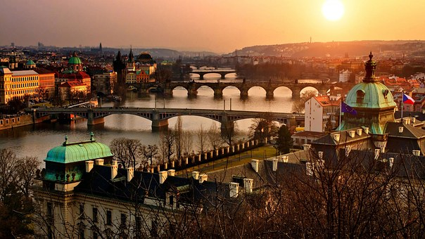 A mystery trip to Prague would be an unforgettable experience.