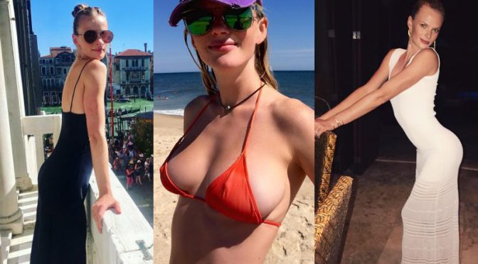 Anne Vyalitsyna is the model with a killer body everyone wants to work with.