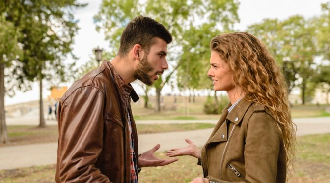 Dating Advice: Be With Someone Who Drives You Nuts