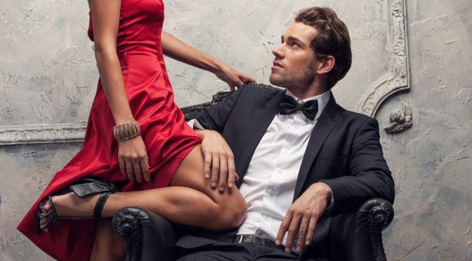 This Is How Confident Men See Relationships | Anastasia Date
