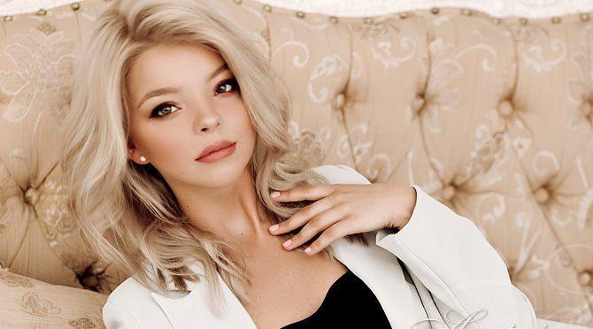 ukrainian woman AnastasiaDate